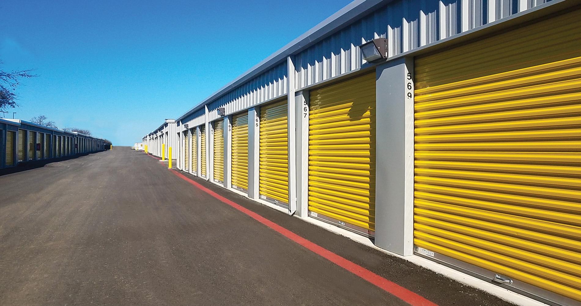 Storage Facility Springdale